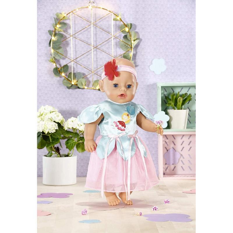 Zapf Creation 871072 Dolly Moda Rozprávkové šaty 43 cm
