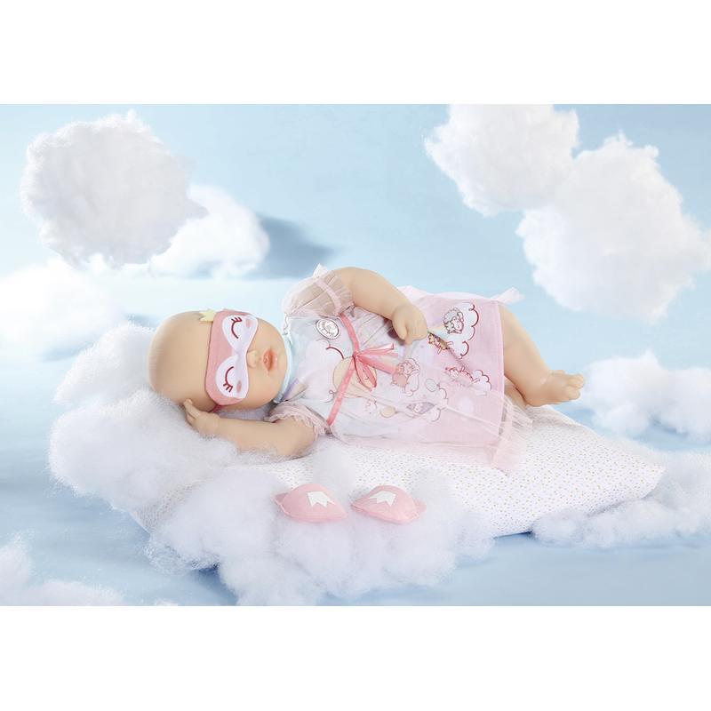Zapf creation 705537 Baby Annabell Nočná košieľka Sladké sny 43 cm