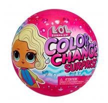 L.O.L. Surprise Color Change Bábika so zmenou farby
