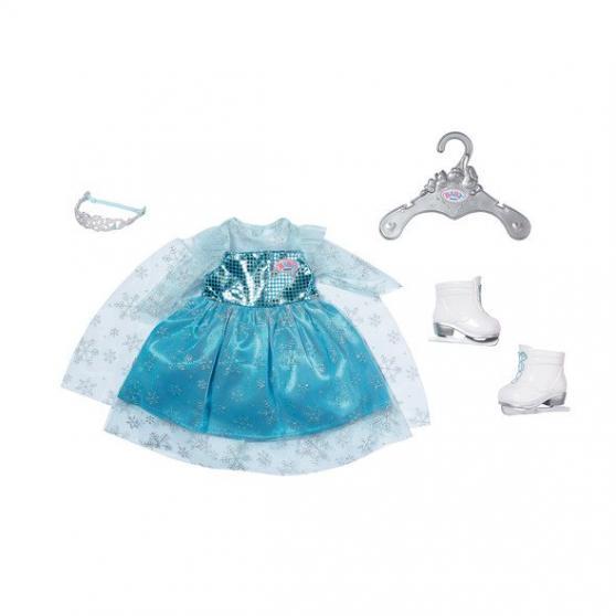"""Zapf creation 832257 BABY born Súprava """"Princezná na ľade"""" 43 cm"""