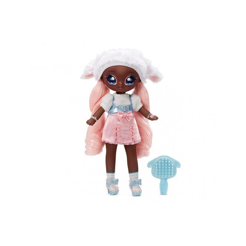 Na! Na! Na! Surprise Teens bábika Lila Lamb